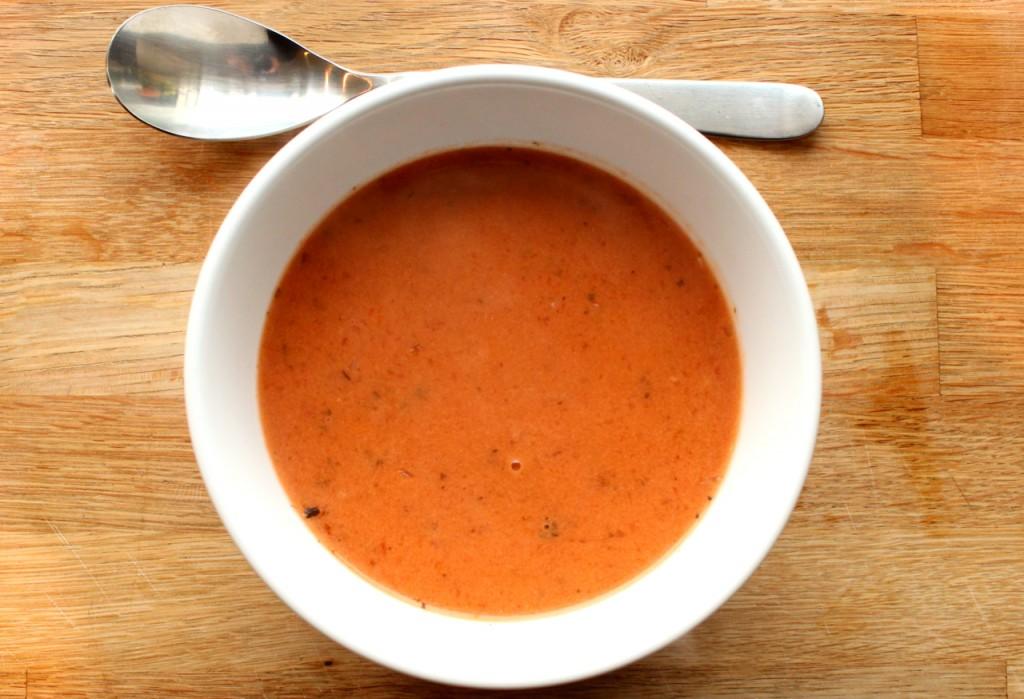 Suppeserien: Hjemmelaget tomatsuppe