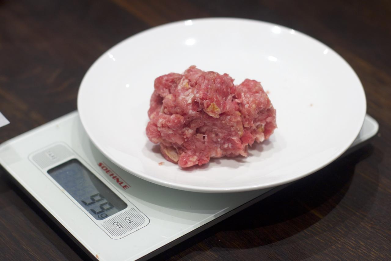 Baconburgernes svar på Gretzky - 99 gram
