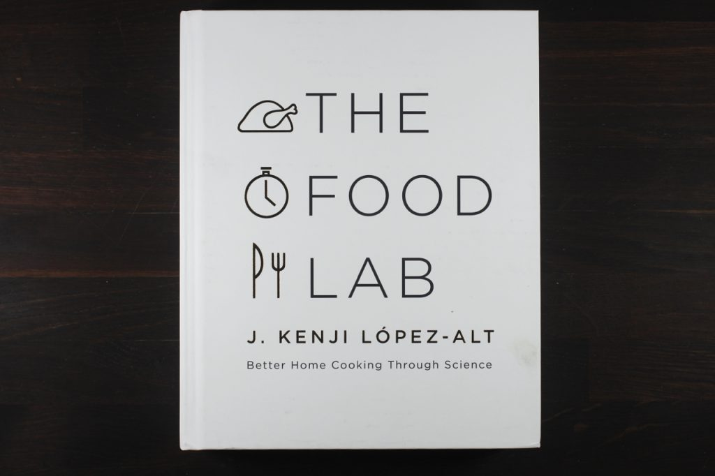The Food Lab - cover